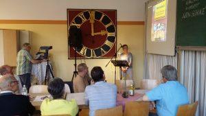 Erste Mitgliederversammlung der Dorfgemeinschaft Wennedach e.V. am 09.04.2017