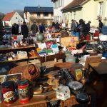 Flohmarkt in Wennedach