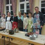 Kochworkshop für junge Leute am 03. November 2017