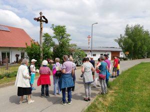 Maiandachtswanderung 13. Mai 2018 nach Reinstetten