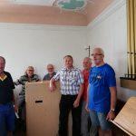 Wir freuen uns – Wennedach hat eine neue Orgel